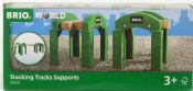 BRIO 33253 Stacking Track Supports